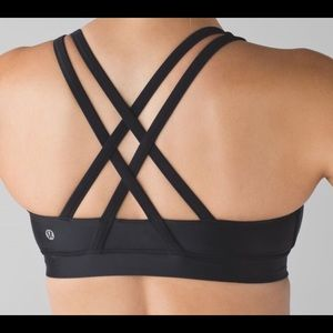 Lululemon energy bra brand new with tags size 4